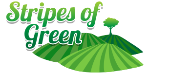 Stripes of Green Logo